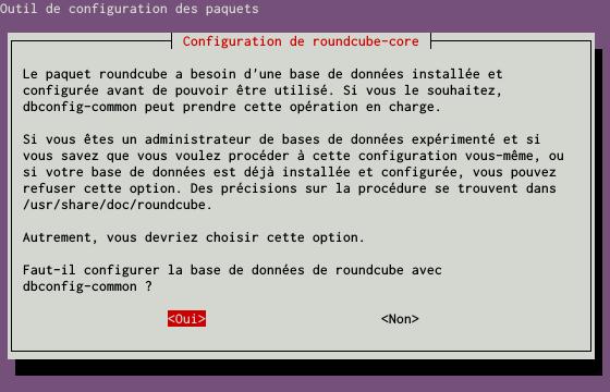 Installation d'un serveur d'e-mails avec Postfix et Dovecot sur un serveur dédié Kimsufi sous Ubuntu Server 14.04 LTS – Configuration de Roundcube – Partie 1