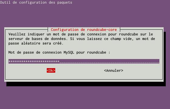 Installation d'un serveur d'e-mails avec Postfix et Dovecot sur un serveur dédié Kimsufi sous Ubuntu Server 14.04 LTS – Configuration de Roundcube – Partie 4